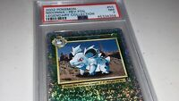 Nidorina - 55/110 - Legendary Collection - PSA 7 - Reverse Holo Foil  2002  WOTC