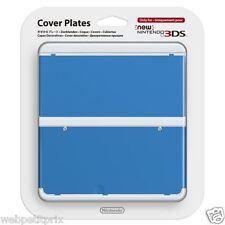 Coques interchangeables N°20 Bleu Pour New Nintendo 3DS Neuf
