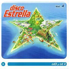 Disco Estrella Vol. 4 (CD3 Y CD4) -  2 CDs 2001