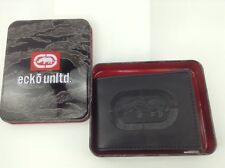 Men's ECKO UNLIMITED Black RHINO Pass case Wallet - $45 MSRP - 25% off