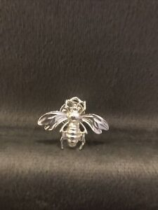 Stunning  Little Bee  Silver Colour Style Brooch Pin