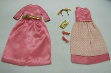 "Vintage Barbie Doll 1967 Francie ""PROM PINKS"" #1295 Sears Exclusive Dress Coat"