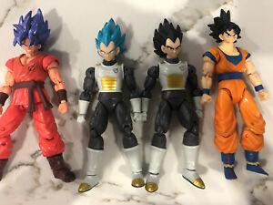 Dragon Stars Lot Goku Vegeta