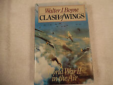 Clash of Wings Boyne 1st Edition Signed Inscribed Illustrated 160-17G