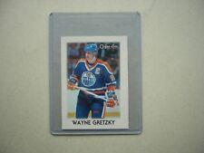 1987/88 O-PEE-CHEE MINI NHL HOCKEY CARD #13 WAYNE GRETZKY NM SHARP!! 87/88 OPC