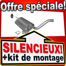 Silencieux Arriere RENAULT LAGUNA III 2.0 échappement ANH