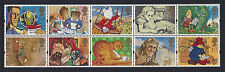 Great Britain 1994 Messages Greeting Booklet pane Stamp Set