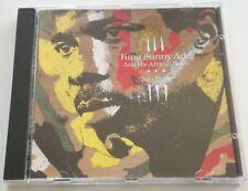 KING SUNNY ADE AND HIS AFRICAN BEATS JUJU MUSIC CD ALBUM SPED GRATIS SU+ACQUISTI