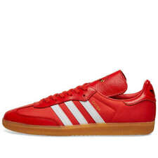 adidas Samba Red Sneakers for Men for Sale   Authenticity ...