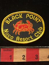 Black Point Washington  RV Camper Patch NACO Club Resort 60C5