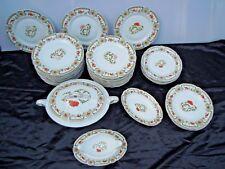 Service porcelaine Limoges Haviland modele Mozart Chantoung Sira