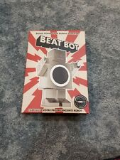 NPW Gifts Beat Bot 3D Electronic Speaker Toy, build your own robot speaker