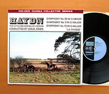 GSGC 14021 Haydn Symphony 3 39 73 Little Orchestra of London PYE Stereo NM/EX