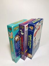 PINKY AND THE BRAIN VHS'S 4 TITTLES