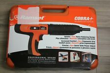 Ramset Cobra+ 27cal Semi-Automatic Powder Actuated Tool