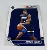 2019/20 Panini NBA Hoops Jarrett Culver Rookie Rc Minnesota Timberwolves #203