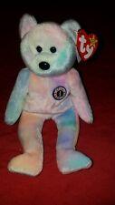Ty Beanie Babies ~ Peace the Bear ~ 1999