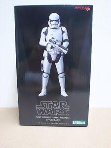 Kotobukiya Star Wars ARTFX+ First Order Storm Trooper Single Pack 1/10 Figure