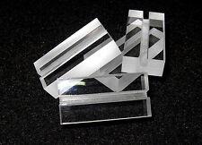 ROCK, MINERAL & FOSSIL LABEL HOLDERS, Acrylic Plexiglass, 1 Dozen      -