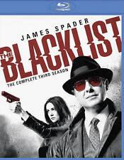 The Blacklist: The Complete Third Season ,Blu-ray