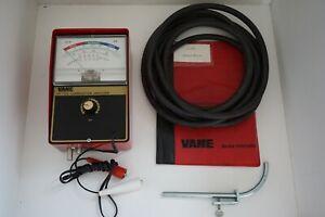 Vane VP 705 combustion analyzer New old Stock