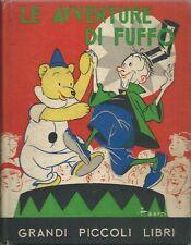 Le Avventure di Fuffo - Salani 1941 Grandi Piccoli Libri