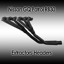 Nissan Patrol GQ RB30 (Y60) 3L 1988 to 1997, Extractors/Headers