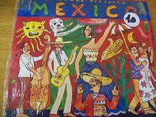 PUTUMAYO MEXICO CD DIGIPACK SIGILLATO