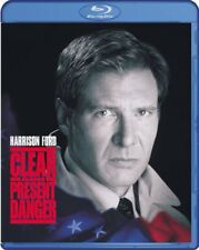 Clear and Present Danger [New Blu-ray] Ac-3/Dolby Digital, Dolby, Dubbed, Subt