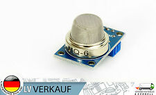 MQ-6 MQ6 Flüssiggas Gas Sensor Modul Sensormodul für Arduino Raspberry Pi