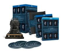 Game of Thrones Season Staffel 6 | Limited Blu-Ray inkl Eisener Thron Statue NEU