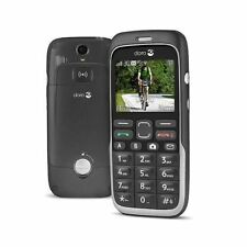 Doro Phone Easy 520X Black EE Orange T-Mobile Mobile Phone + Emergency Button