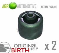 2 x BIRTH REAR AXLE BEAM MOUNTING BUSHES GENUINE OE QUALITY REPLACE 51380