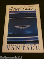 FAST LANE - RENAULT 25 V6 TURBO TEST - NOV 1985