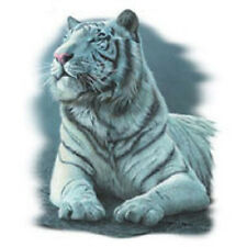 WHITE TIGER LORD OF THE JUNGLE TSHIRT ALL SIZES AND COLORS (365