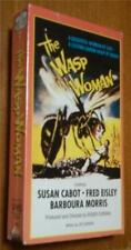 The Wasp Woman ~ Susan Cabot, Fred Eisley, Baboura Morris - New VHS Video
