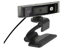 NEW HP HD 4310 Webcam USB Full 1080P 13MP Camera Y2T22AA PC Skype Mic Video Chat