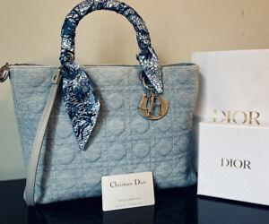 Vintage Denim Lady Dior
