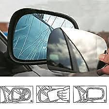 CAR WING MIRROR GLASS ROVER 25/45/75 SRG504 AGL460  RIGHT HAND & LEFT HAND