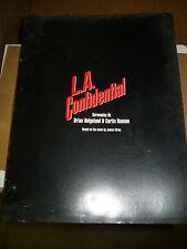 a9ae28b89 L.A. CONFIDENTIAL, Nov 5 1996 script / 130pg [Brian Helgeland, Curtis  Hanson]