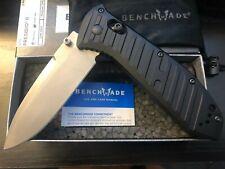 Benchmade 570 Presidio ll New Scales Better Grip Axsis Lock Belt Clip
