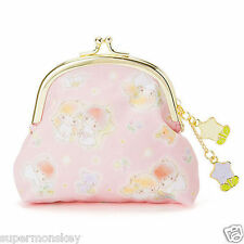 JAPAN SANRIO LITTLE TWIN STARS WALLETS / COIN POUCH BAG 327646