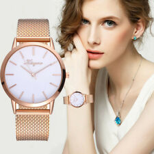 Kingou Women's Casual Quartz Silicone strap Band Watch Analog Wrist Watch