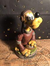 Disney Pluto Leather Helmet Football Bobblehead Figurine- Disney World Resort