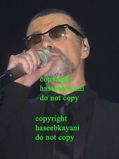 8x6 Photo 14 George Michael Royal Albert Hall Symphonica Concert Photo Oct 2011