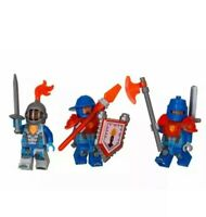 Lego 853676 Nexo Knights 3 Minifigure & Accessory Set Used No Manual