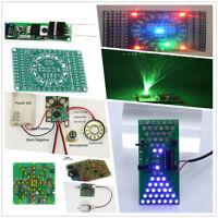DIY Kit SMT SMD/FM Transmitter /LED Flashing Light/DC Motor PMW controller A Lot