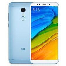 Xiaomi redmi 5 plus 32gb + 3gb ram dual sim-multilanguage-Blue