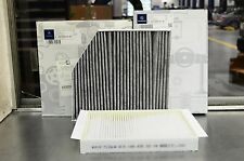 OEM GENUINE MERCEDES BENZ C W205 C400 C300 CHARCOAL FILTER AND PRE DUST FILTER