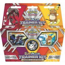 Trainer Sun & Moon Pokémon Individual Cards